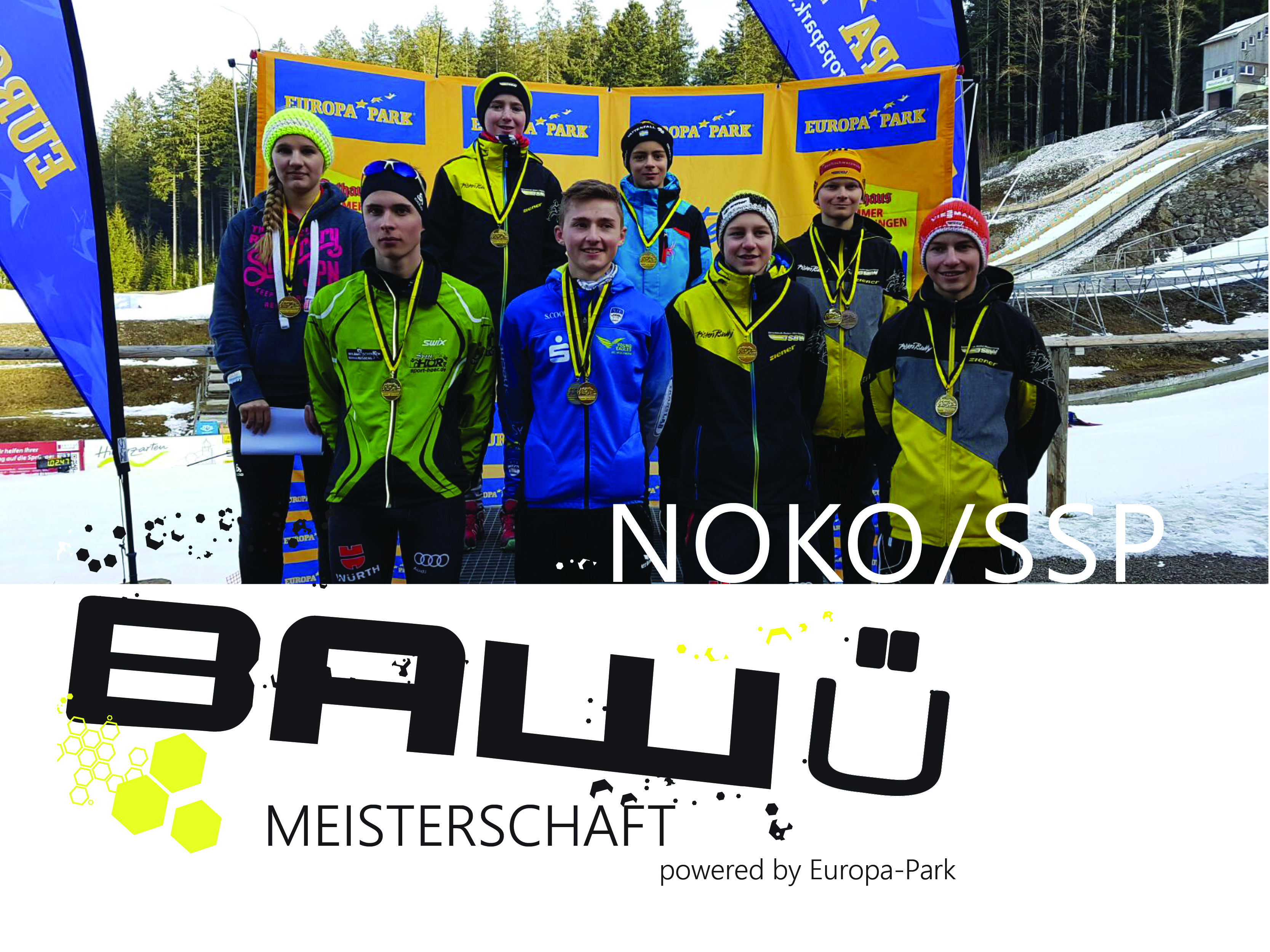 Ba-Wü Meisterschaften Noko und SSP