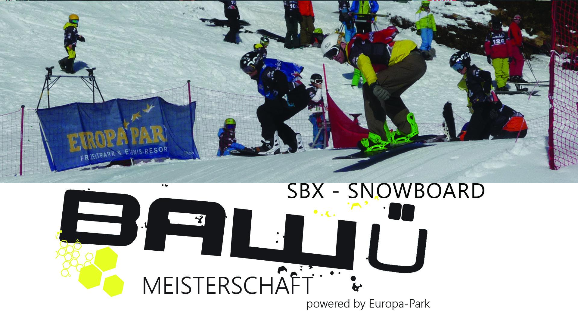 Ba-Wü Meisterschaften Snowboard (SBX)