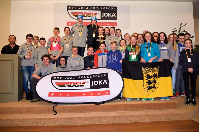 DSC Erfolgswochenende Biathlon