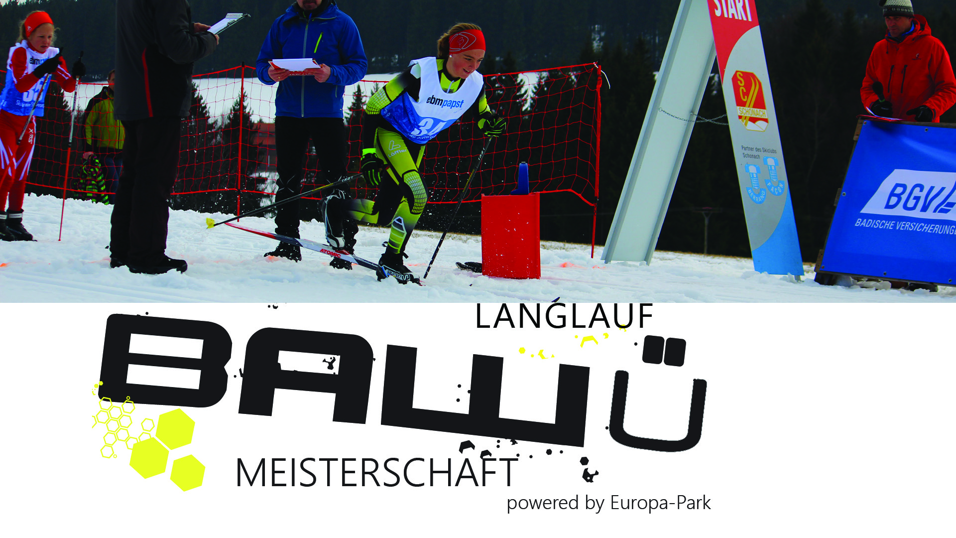 Ba-Wü Meisterschaften Skilanglauf