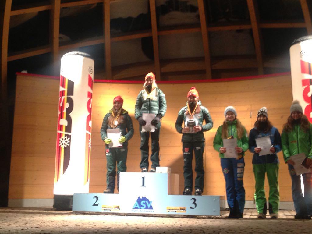 Deutsche Meisterschaften - Skilanglauf