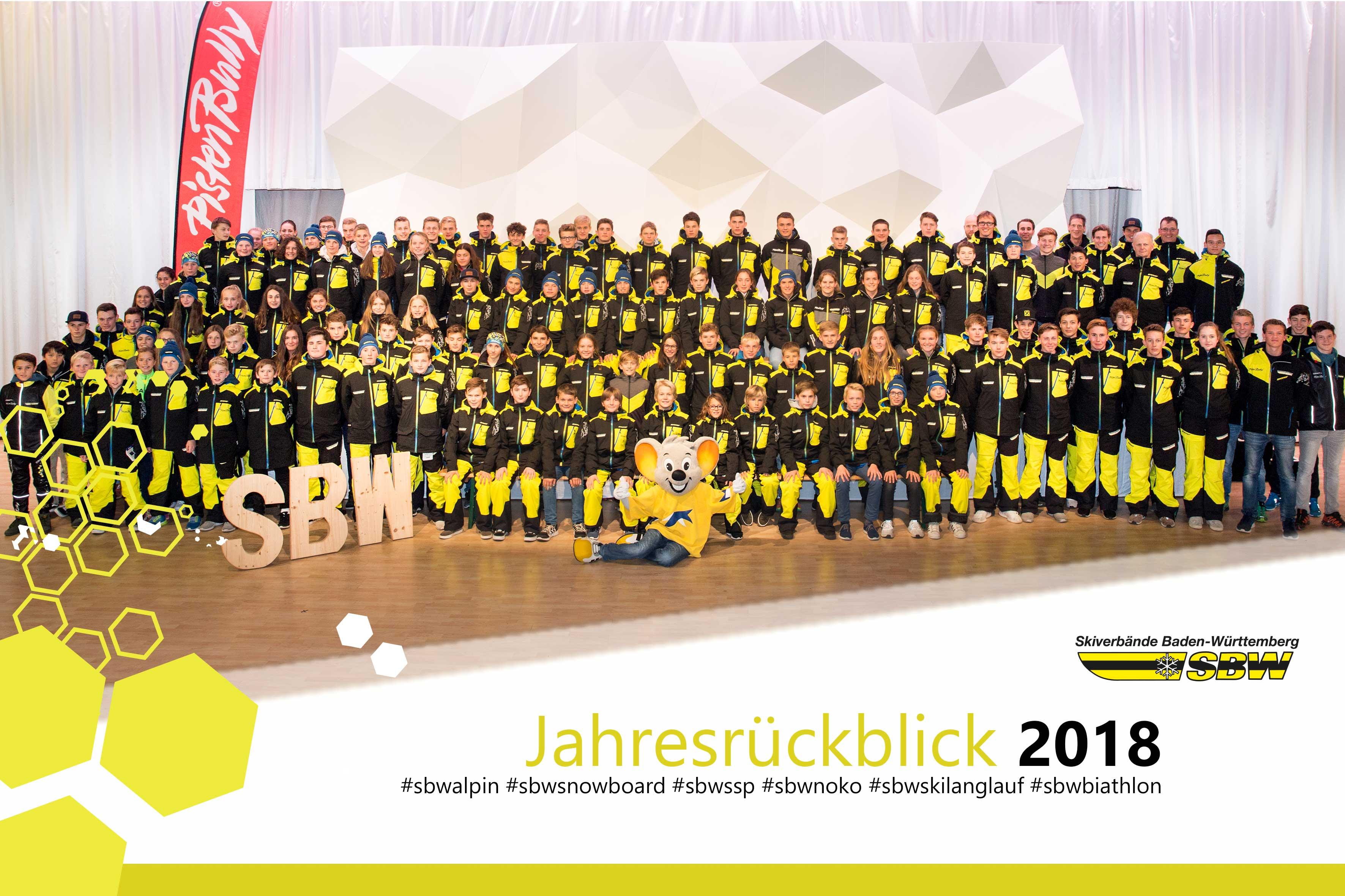 SBW Jahresrückblick 2018
