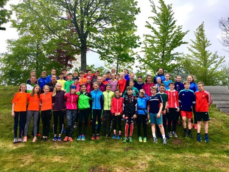 Der SBW Langlauf-Nachwuchs startet in die Saison 2019/2020