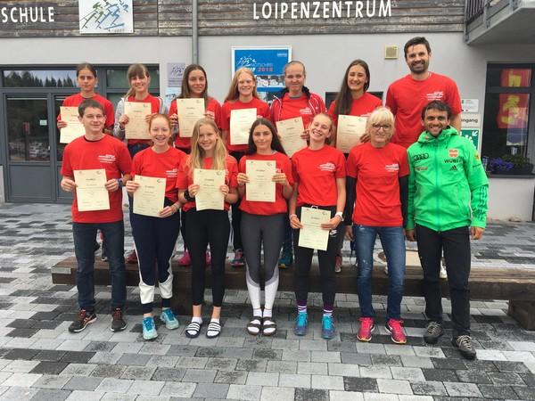 Schülermentorenausbildung am Nordic-Center Notschrei