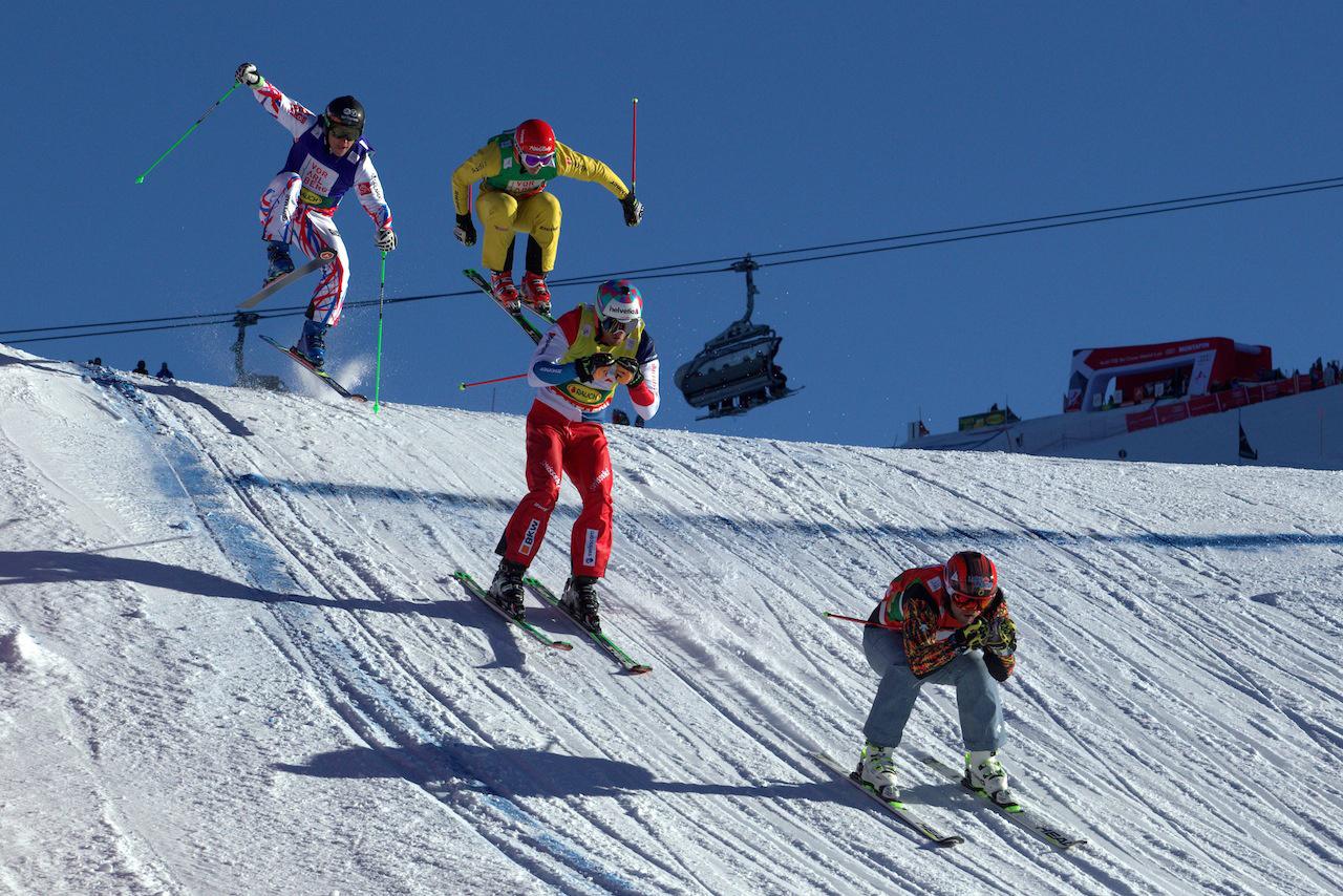 Volunteers für den Snowboard Cross und Ski Cross Weltcup gesucht!