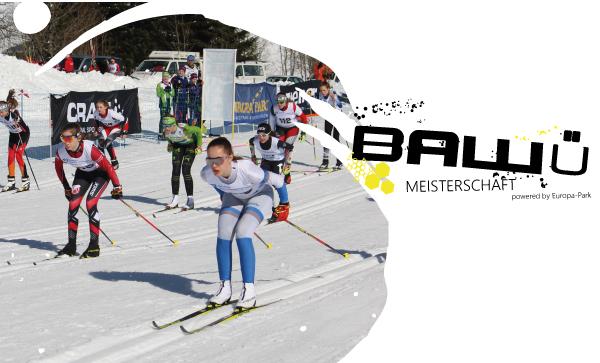Ba-Wü Meisterschaften - Skilanglauf