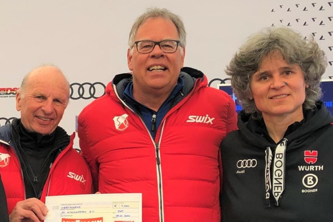 SV Kirchzarten und SC Degenfeld erhalten DSV-Vereinspreis