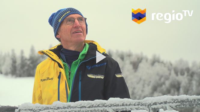 Regio TV Beitrag Stützpunkt Baiersbronn - Skisprung in Zeiten von Corona (Teil 1)