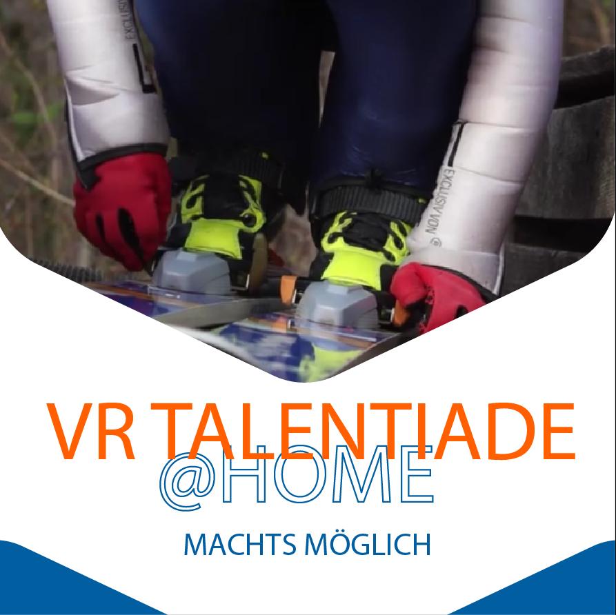 Premiere VR-Talentiade@Home